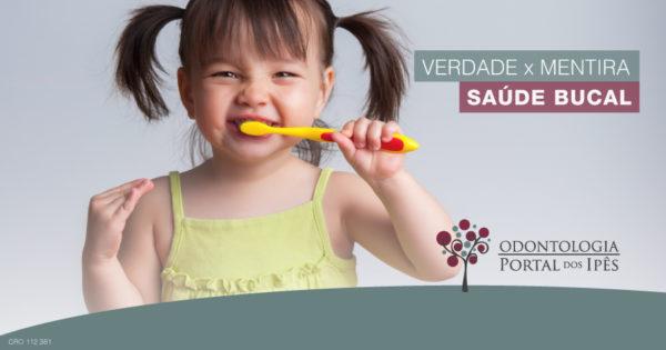 Dia da Mentira   Conheça as mentiras mais comuns que você provavelmente acredita sobre a saúde dos dentes - Odontologia Portal dos Ipês